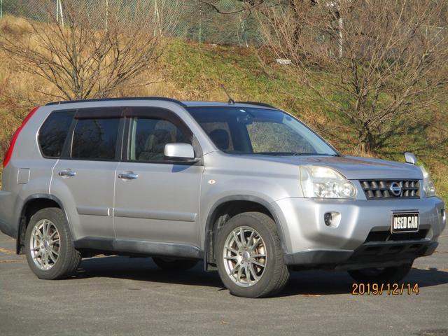 「日産」「エクストレイル」「SUV・クロカン」「長野県」の中古車3