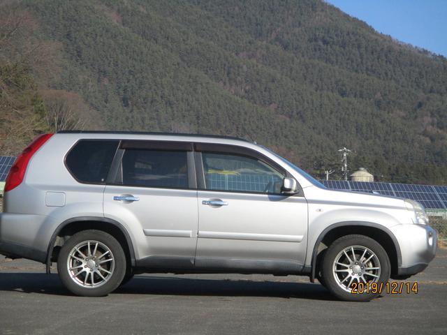 「日産」「エクストレイル」「SUV・クロカン」「長野県」の中古車4