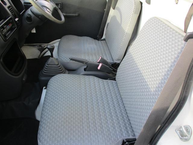 助手席シートもなかなかキレイな状態です。