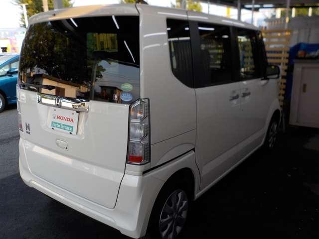 ホンダ N BOX G ターボSSパッケージ 元試乗車 4WD ナビ ETC