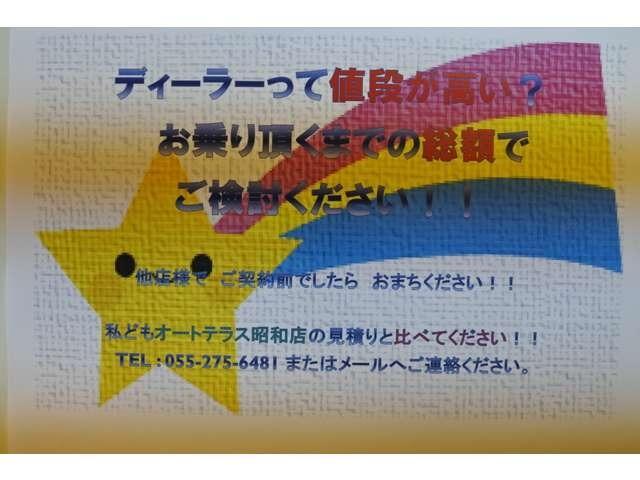 Fパッケージ メーカー装着ナビ リアカメラ CTBA(2枚目)
