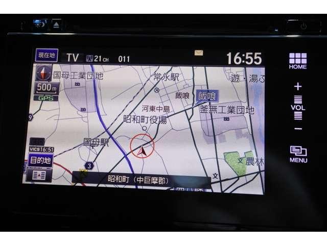 Fパッケージ メーカー装着ナビ リアカメラ CTBA(11枚目)