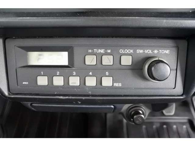 SDX MT車 4WD エアコン付き(10枚目)