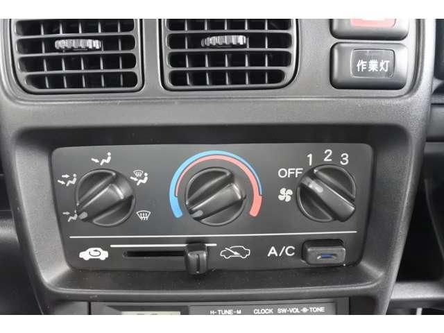 SDX MT車 4WD エアコン付き(11枚目)