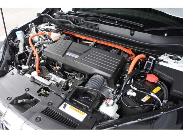 ハイブリット EXマスターピース 4WD 黒本革パワーシート(19枚目)