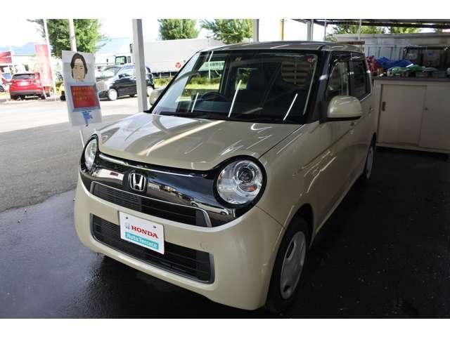 「ホンダ」「N-ONE」「コンパクトカー」「山梨県」の中古車4