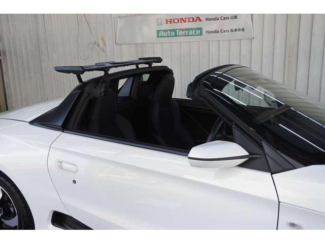 「ホンダ」「S660」「オープンカー」「山梨県」の中古車4