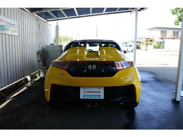 「ホンダ」「S660」「オープンカー」「山梨県」の中古車6