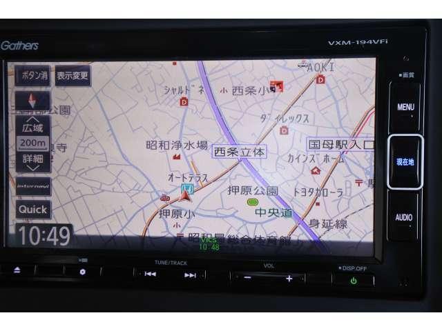 G 元試乗車 ドライブレコーダー ナビ(10枚目)