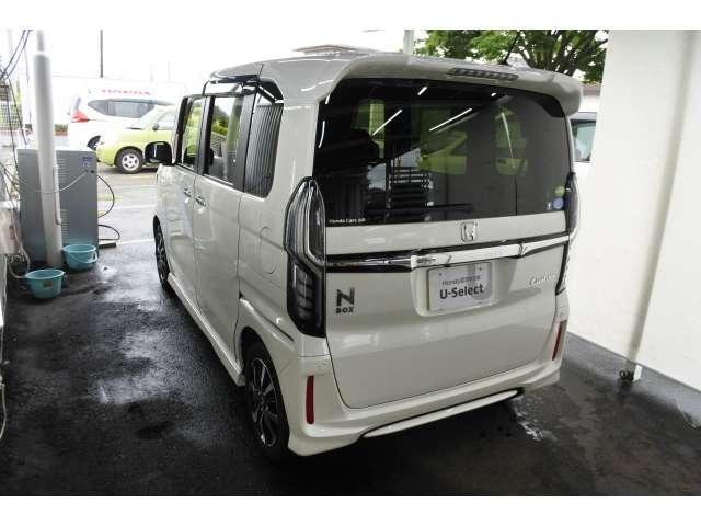「ホンダ」「N-BOX」「コンパクトカー」「山梨県」の中古車6