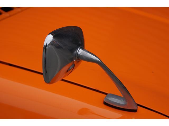 セダンデラックス用の角型バックミラーに変更ベレGミラーも付属