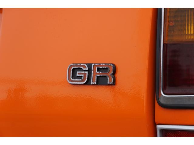 GRエンブレム この車とは別のグレードと思われます