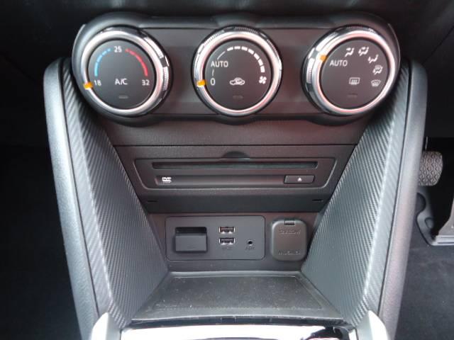 マツダ CX-3 XD LEDヘッドライト フルセグTV DVD CD ETC