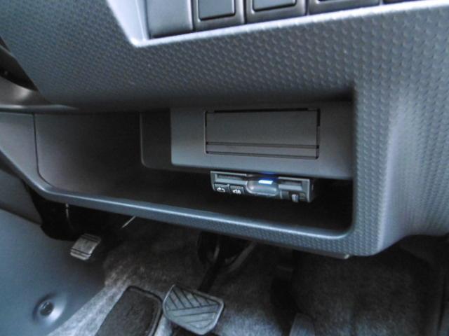 スズキ ハスラー Gターボ 4WD 地デジフルセグナビ 音声タイプETC