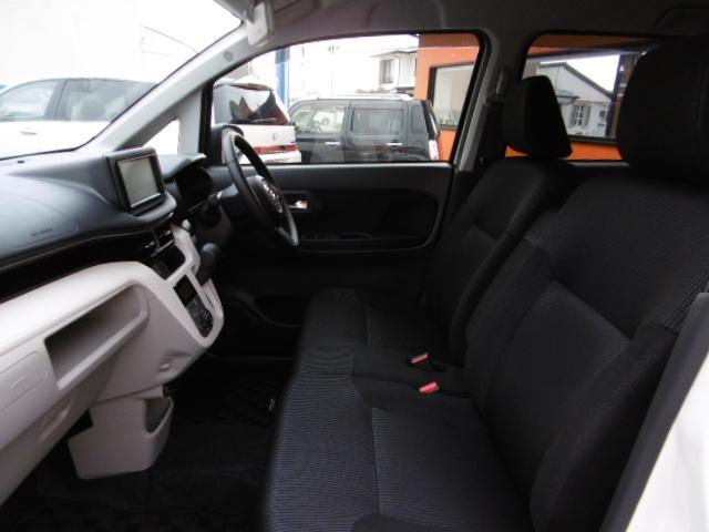 X 4WD フルセグワイドナビ ETC ブラックインテリア(8枚目)
