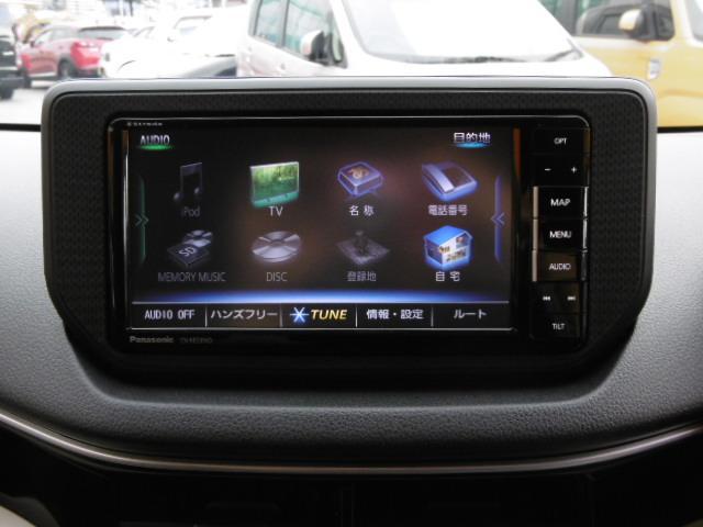 X 4WD フルセグワイドナビ ETC ブラックインテリア(10枚目)