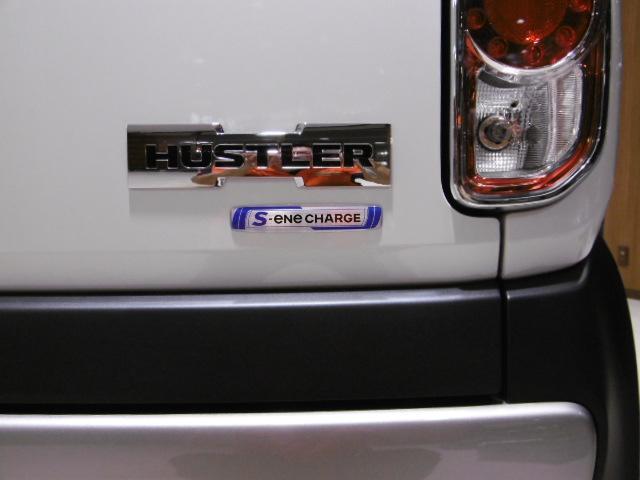 スズキ ハスラー G フルセグナビ ETC レーダーブレーキ シートヒーター