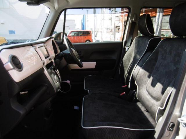 Gターボ 4WD 地デジフルセグワイドナビ 音声タイプETC(7枚目)