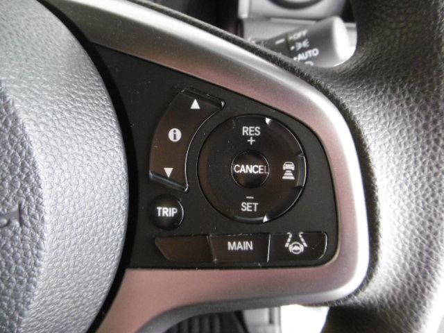ファン・ターボホンダセンシング ナビ装着用スペシャル 4WD 地デジフルセグナビ 音声タイプETC バックカメラ 追従走行機能 レーダーブレーキシステム(10枚目)