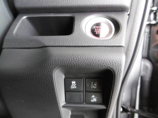 ファン・ターボホンダセンシング ナビ装着用スペシャル 4WD 地デジフルセグナビ 音声タイプETC バックカメラ 追従走行機能 レーダーブレーキシステム(15枚目)