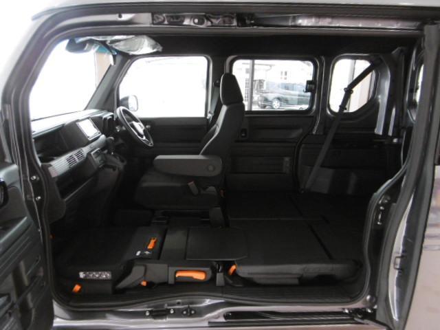 ファン・ターボホンダセンシング ナビ装着用スペシャル 4WD 地デジフルセグナビ 音声タイプETC バックカメラ 追従走行機能 レーダーブレーキシステム(16枚目)