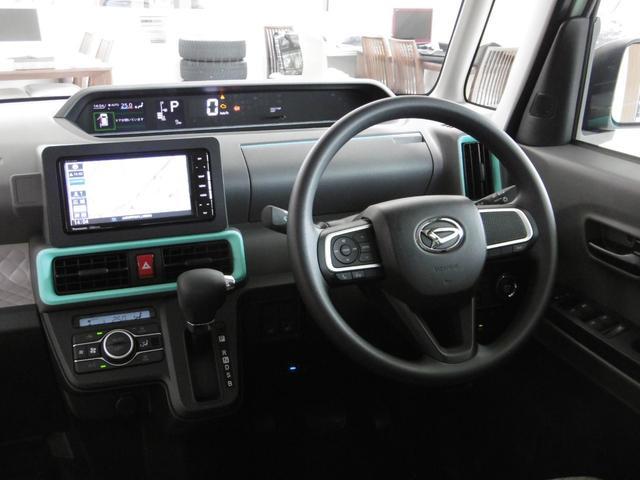 Xターボ 4WD 地デジフルセグワイドナビ 音声タイプETC(6枚目)