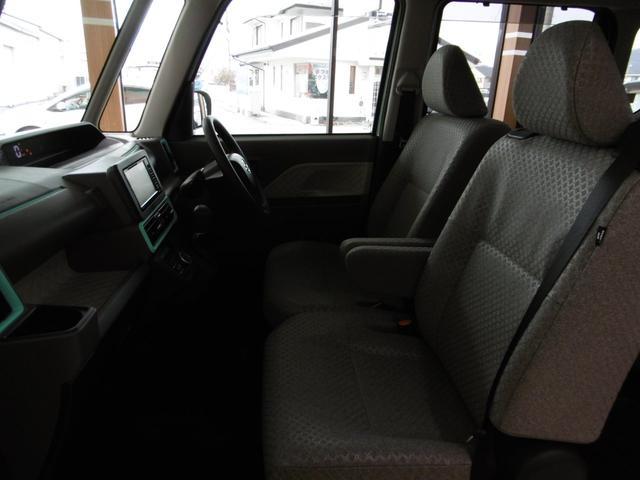 Xターボ 4WD 地デジフルセグワイドナビ 音声タイプETC(8枚目)