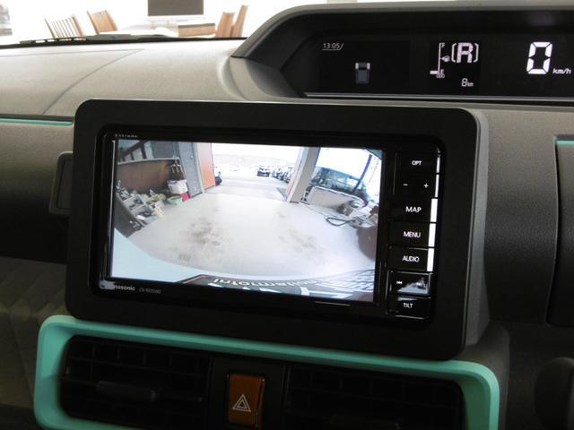 Xターボ 4WD 地デジフルセグワイドナビ 音声タイプETC(10枚目)