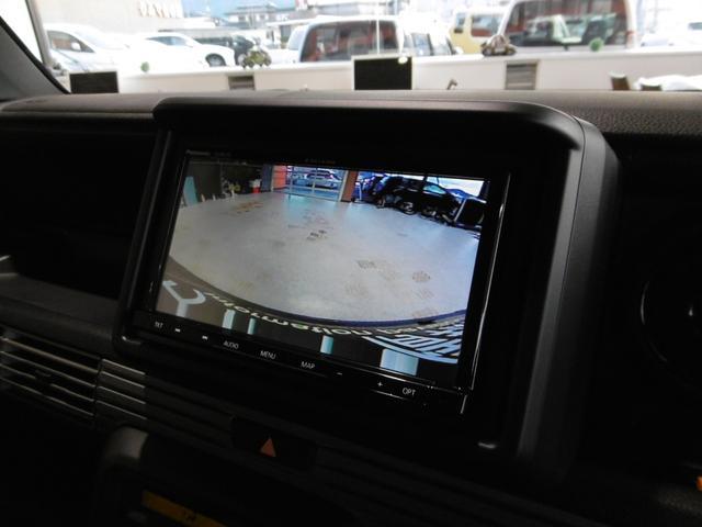 バックカメラも付いているので駐車も安心です!