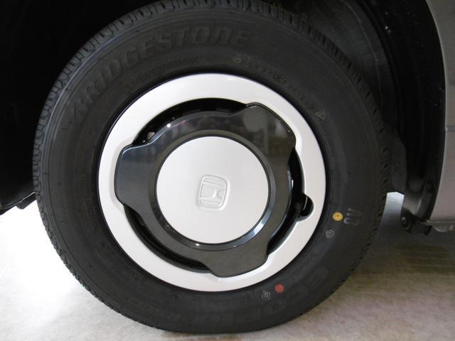 NVANに似合うデザインのタイヤです。