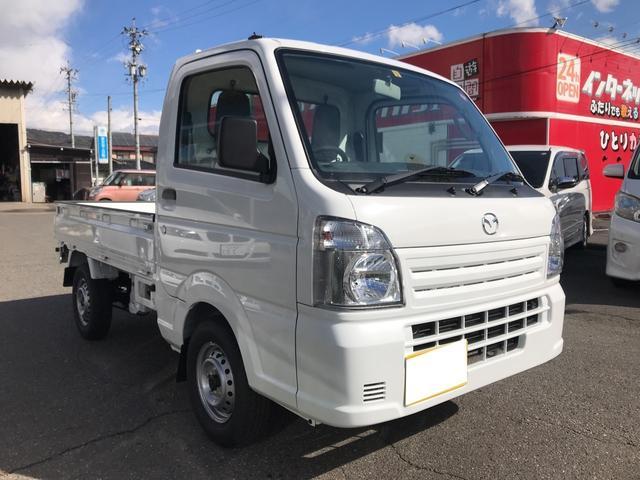 農繁 4WD 5MT AC 軽トラック(3枚目)