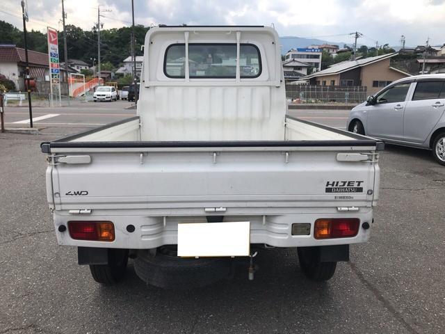 エアコン・パワステ スペシャル 4WD オートマ(8枚目)