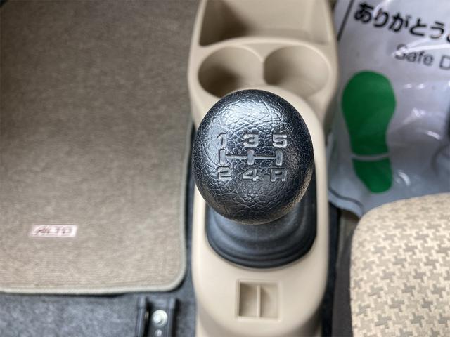 F 4WD 5速マニュアル 盗難防止システム  CDプレーヤー アルミホイール キーレス(5枚目)