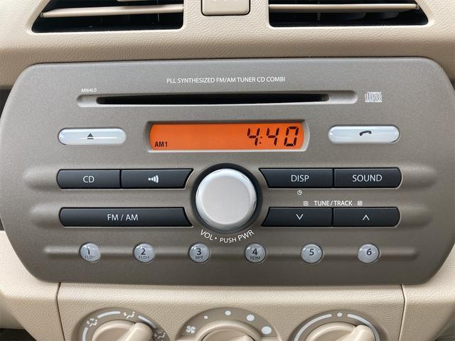 F 4WD 5速マニュアル 盗難防止システム  CDプレーヤー アルミホイール キーレス(6枚目)