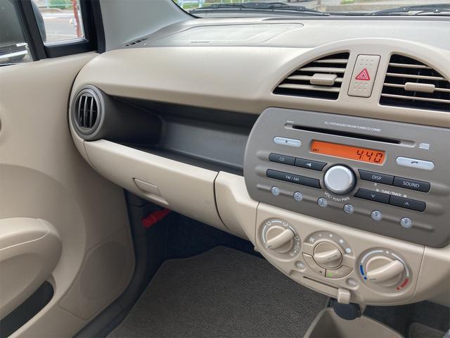 F 4WD 5速マニュアル 盗難防止システム  CDプレーヤー アルミホイール キーレス(10枚目)