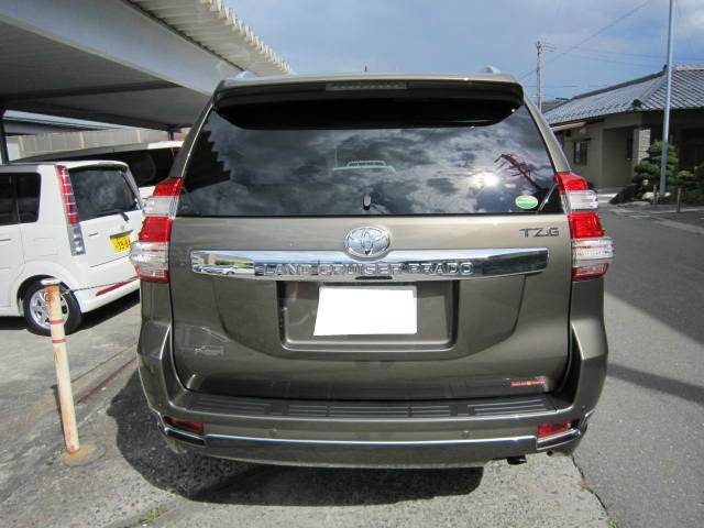 「トヨタ」「ランドクルーザープラド」「SUV・クロカン」「長野県」の中古車12