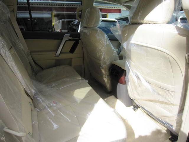 トヨタ ランドクルーザープラド TZ-G 登録済未使用車 モデリスタエアロ サンルーフ