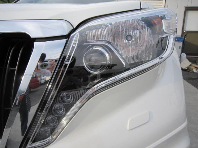 「トヨタ」「ランドクルーザープラド」「SUV・クロカン」「長野県」の中古車5