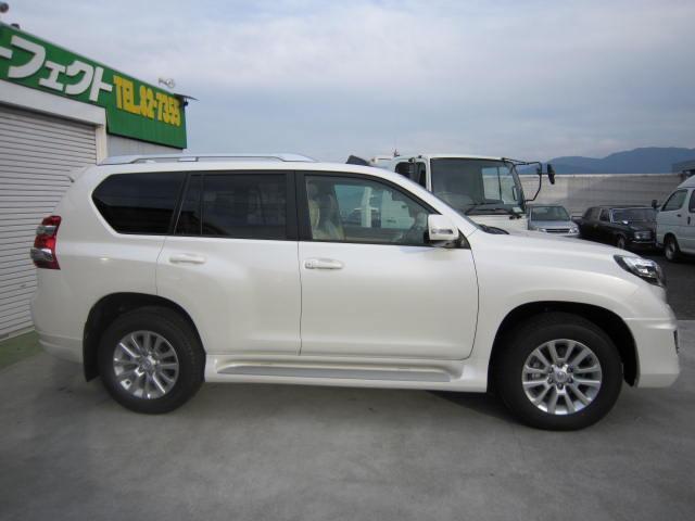 「トヨタ」「ランドクルーザープラド」「SUV・クロカン」「長野県」の中古車10