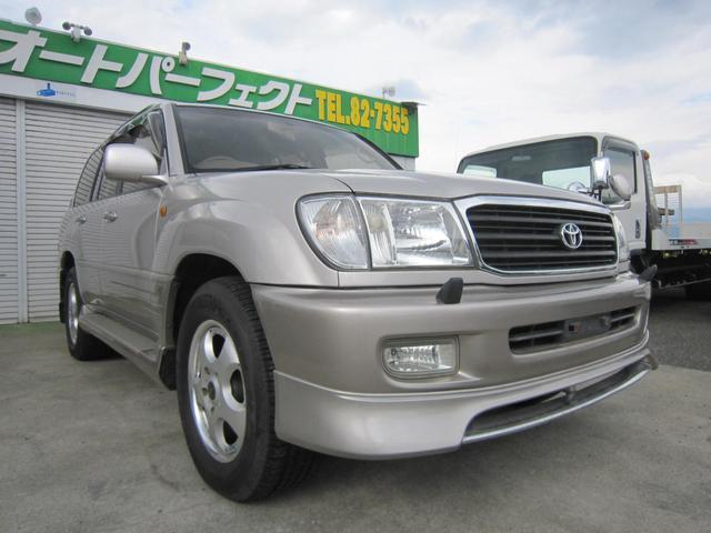 「トヨタ」「ランドクルーザー100」「SUV・クロカン」「長野県」の中古車3