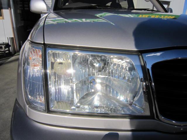 「トヨタ」「ランドクルーザー100」「SUV・クロカン」「長野県」の中古車4