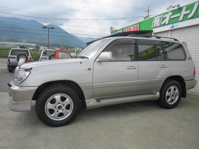 「トヨタ」「ランドクルーザー100」「SUV・クロカン」「長野県」の中古車16