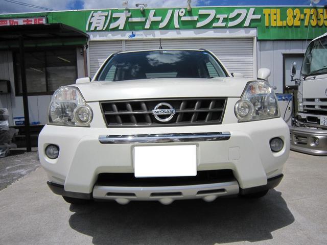「日産」「エクストレイル」「SUV・クロカン」「長野県」の中古車2
