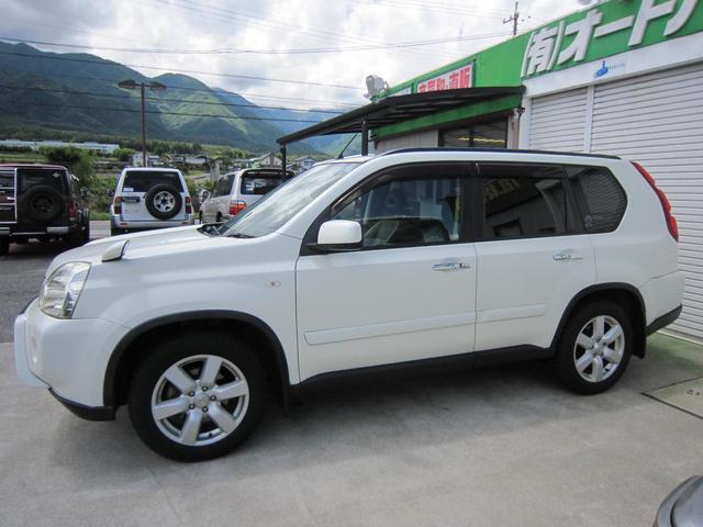 「日産」「エクストレイル」「SUV・クロカン」「長野県」の中古車10