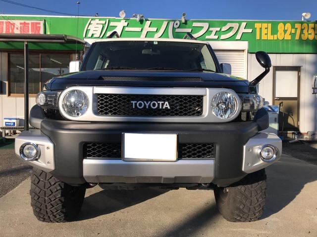 「トヨタ」「FJクルーザー」「SUV・クロカン」「長野県」の中古車2