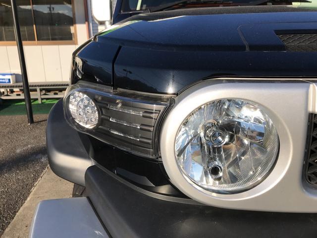 「トヨタ」「FJクルーザー」「SUV・クロカン」「長野県」の中古車4
