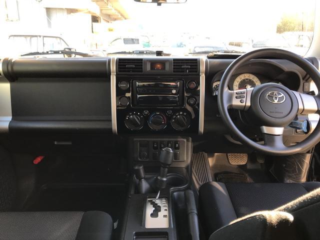 「トヨタ」「FJクルーザー」「SUV・クロカン」「長野県」の中古車23