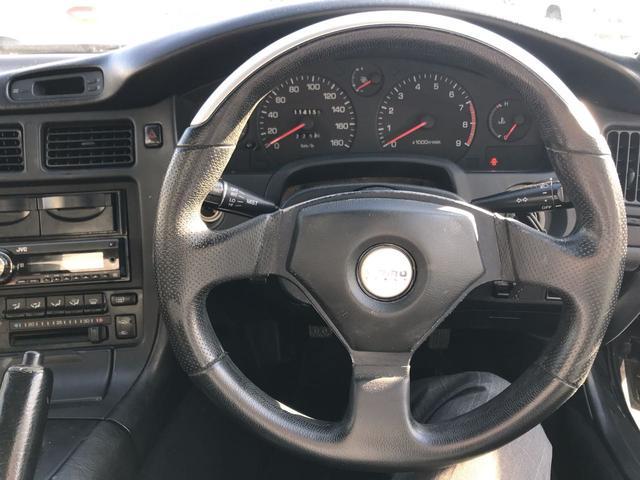 GT-S レカロシート MOMOステ ターボ 5速マニュアル(20枚目)