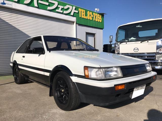 「トヨタ」「カローラレビン」「クーペ」「長野県」の中古車3