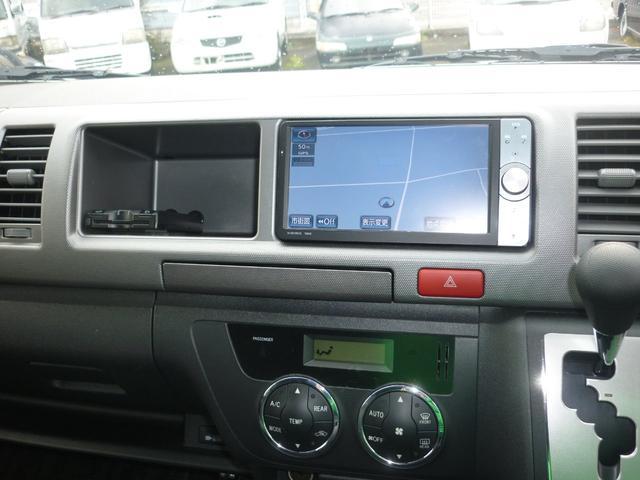 グランドキャビン 4WD HID ナビ Bカメラ Pスライド(13枚目)